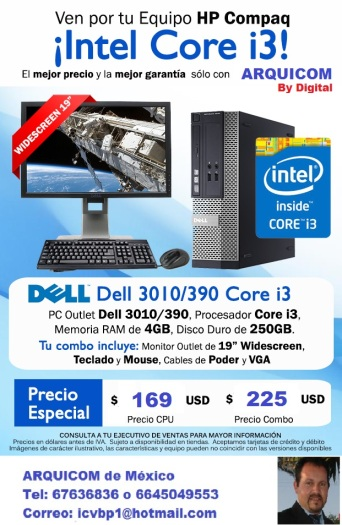 Arquicom By digital Core i3